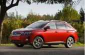2010 Lexus RX 450h Photos