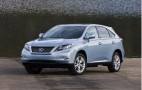 Test Drive: 2010 Lexus RX450h All-Wheel Drive Hybrid