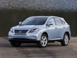 Lexus RX 450h Too Powerful For NYC Taxi Fleet
