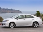 Toyota Takes 1,500 Pre-orders For Lexus HS Hybrid In Japan