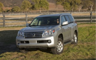 Toyota Will Make Changes to 2010 Lexus GX 460 To Address Safety Concerns
