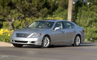 Recall Alert: Toyota Stops Sales Of Lexus LS