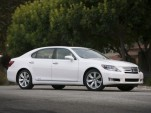 2010 Lexus LS 600h L