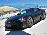 Want a 2012 Lexus LFA? Better Watch the Auction Block
