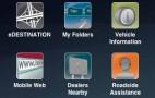 Lexus eDestination: Program Your Sat Nav Wherever You Are
