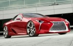 Production Lexus LF-LC Will Be Almost Identical To Concept: Report