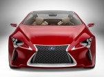 Lexus LF-LC Concept: Is This The Future Of Hybrid Sports Cars?