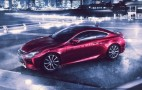Lexus RC 300h Hybrid Coupe To Debut At Tokyo Motor Show
