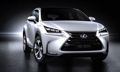 2015 Lexus NX Photos