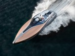Lexus brings its luxury lifestyle to the water with Sport Yacht concept