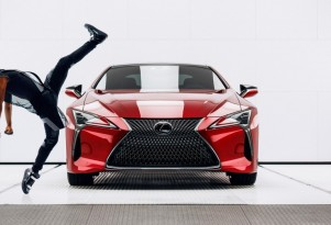 """Lexus """"Man & Machine"""" commercial"""