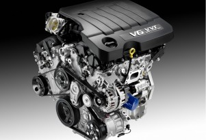LFX V-6 engine for 2012 Buick LaCrosse