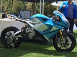 Lightning LS218 electric motorcycle