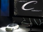 Lincoln Concept C Reveal - Detroit