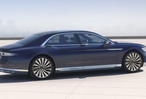 Lincoln Continental concept