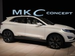 Lincoln MKC Concept, 2013 Detroit Auto Show