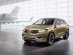 Lincoln MKX concept, 2014 Beijing Auto Show