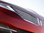 Lincoln MKZ Concept, 2012 Detroit Auto Show