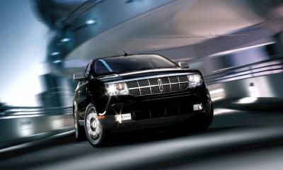 2009 Lincoln MKX Photos
