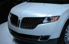 2010 Detroit Auto Show: 2011 Lincoln MKX Live Gallery