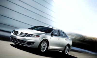 2011 Lincoln MKS Photos