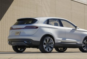 2013 Lincoln MKC Concept