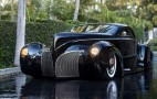 'Scrape' custom 1939 Lincoln Zephyr Coupe heading to auction