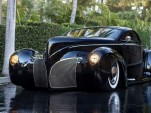 "1939 Lincoln Zephyr Coupe Custom ""Scrape"""