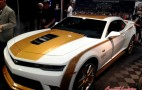 Special Linda Vaughn-Inspired Camaros Go Up For Auction