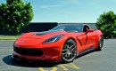 Lingenfelter wide-body kit for the C7 Chevrolet Corvette
