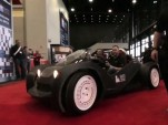 Local Motors 3D Printed Car Strati