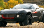 Video: Local Motors Rally Fighter Gets Freaky In The Dirt