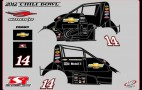 Stewart Forms Four-Car Team Of Champions For 26th Annual Chili Bowl