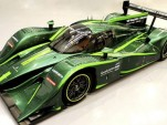 Lola-Drayson ALMS All-Electric B12/69EV Racecar Prototype