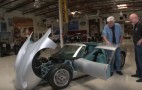 Legendary Lola Mk6 GT makes a pit stop in Jay Leno's Garage
