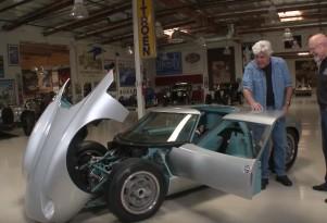 Lola Mk6 GT stops by Jay Leno's Garage