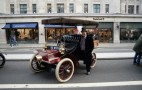 Flat Out At 27 MPH In A 1904 Cadillac From London To Brighton