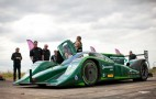 Drayson Racing Sets New Electric Car Record