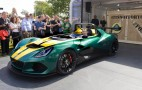 Lotus 3-Eleven Debuts At 2015 Goodwood Festival Of Speed
