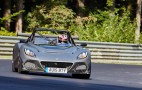 Lotus Hints At 7:06 Nürburgring Lap Time For 3-Eleven: Video