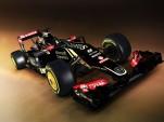 Lotus E23 Hybrid 2015 Formula One car