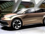 Lotus Engineering's 2020 Toyota Venza study
