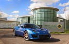 New Lotus Evora special edition celebrates 50 years of Hethel factory