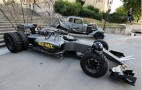 Lotus F1 Team Creates Awesome 'Mad Max' Homage F1 Car