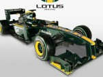 Lotus Racing Lotus Cosworth T127