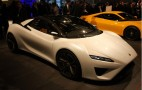 2010 Paris Auto Show: 2015 Lotus Elise Live Photos