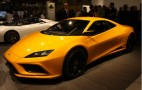 2010 Paris Auto Show: 2013 Lotus Elan Live Photos
