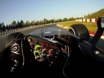 Lucas Di Grassi takes us on a driver's-eye ride in an F1 car