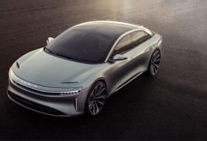 Lucid Air priced slightly below Tesla Model S at $60,000