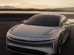 Luxury electric Lucid Air sedan hits 217 mph in stability test